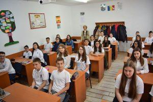 Sala de clasă - Corp Minicolegiu