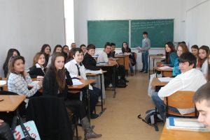 Sala de clasă - Corp C