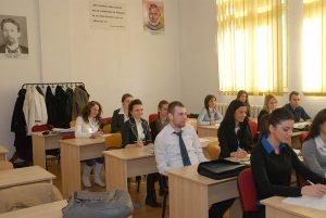 Sala de clasă - Corp A